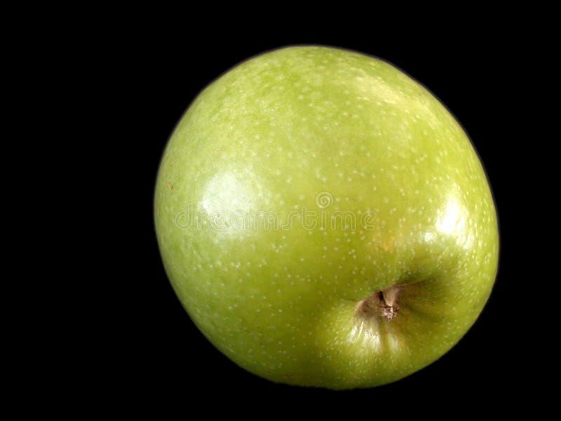 Granny Smith Apple royalty free stock photo