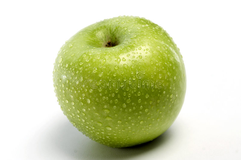 Granny Smith Apple lizenzfreie stockfotos
