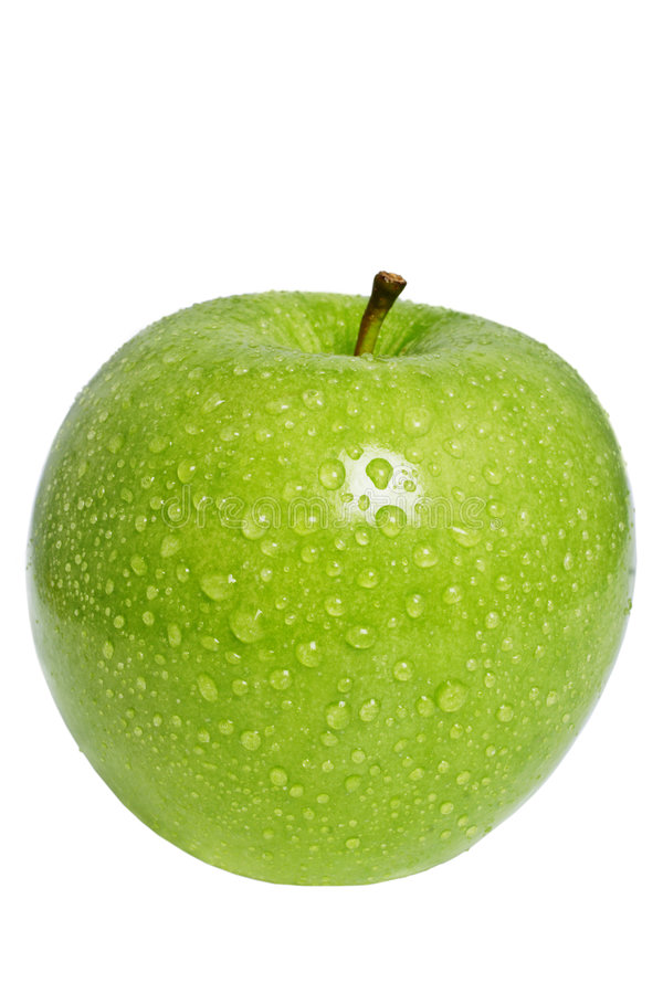 Free Granny Smith Apple Royalty Free Stock Image - 4558516