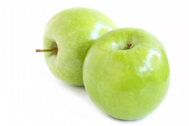 Grannysmed Apple royaltyfri fotografi