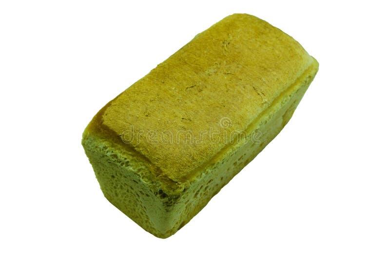 Grano aislado pan de la harina del cereal del pan blanco imagen de archivo