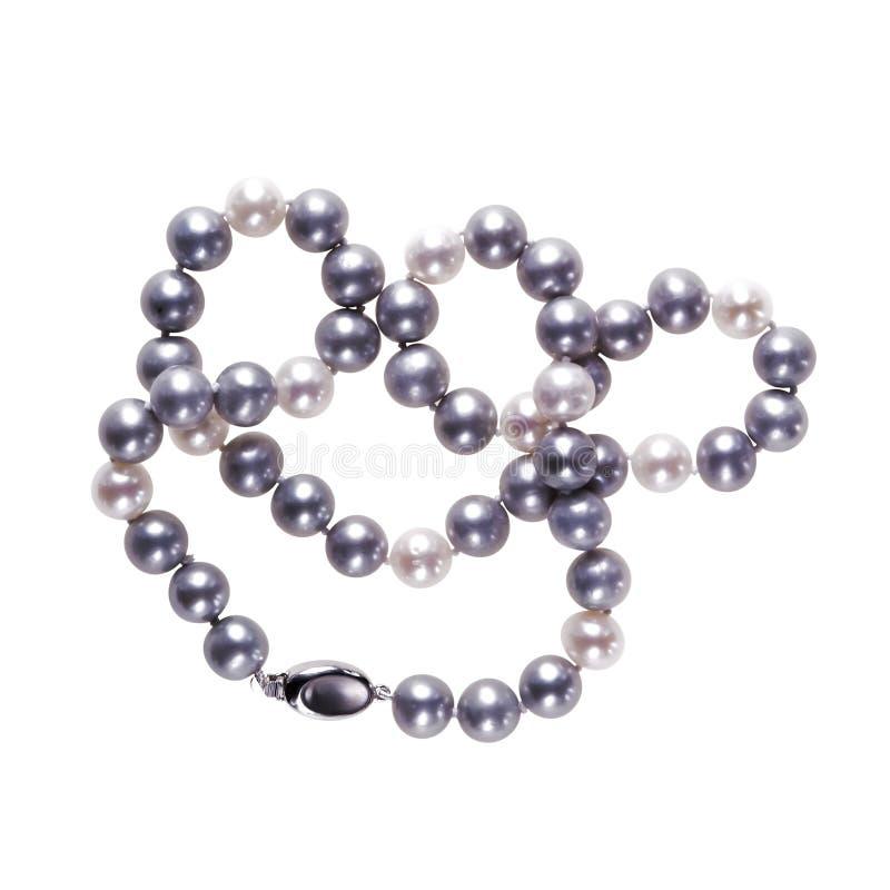 Grano de las perlas imagen de archivo