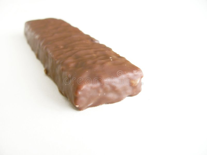 Granola ράβδων Στοκ Εικόνες