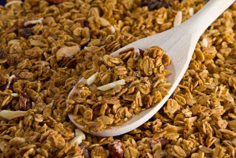 granola fotografia de stock royalty free