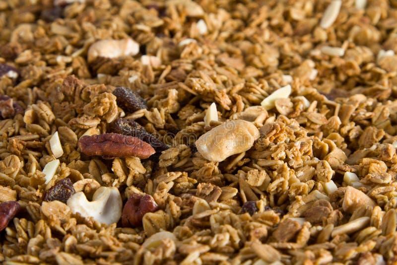 granola fotografia stock libera da diritti