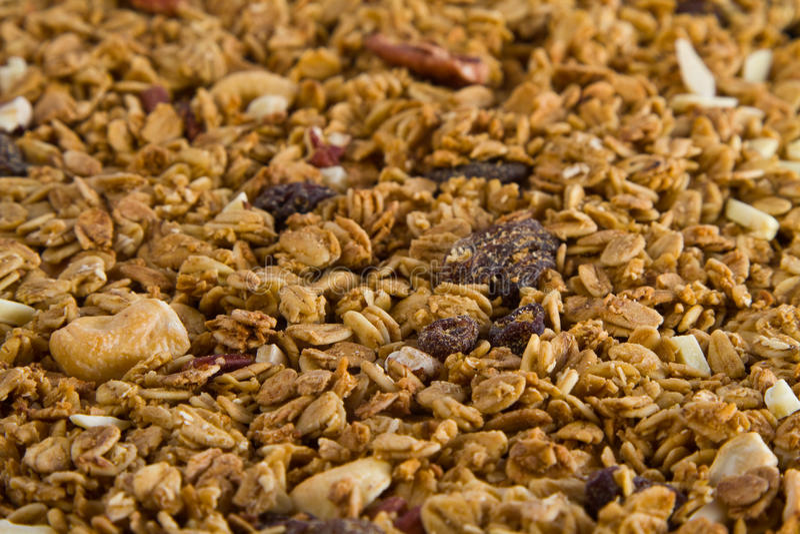 granola lizenzfreie stockfotos
