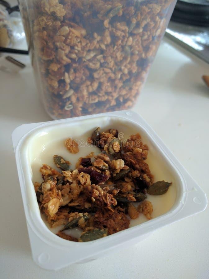granola immagine stock