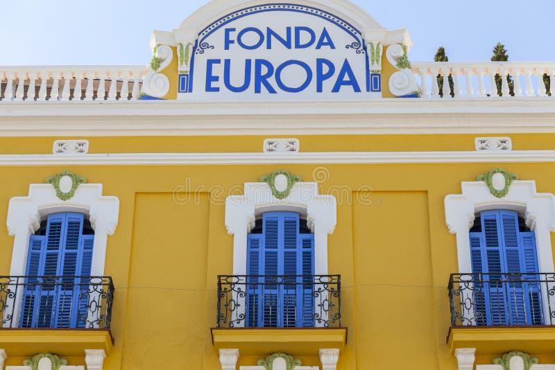 Granollers, Catalonia, Espanha fotografia de stock royalty free