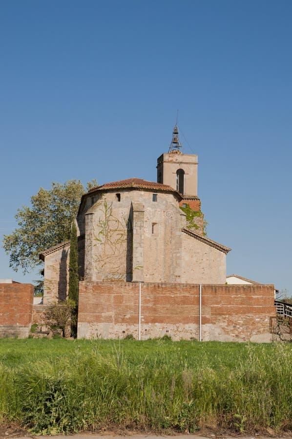 Granollers kościół obraz stock