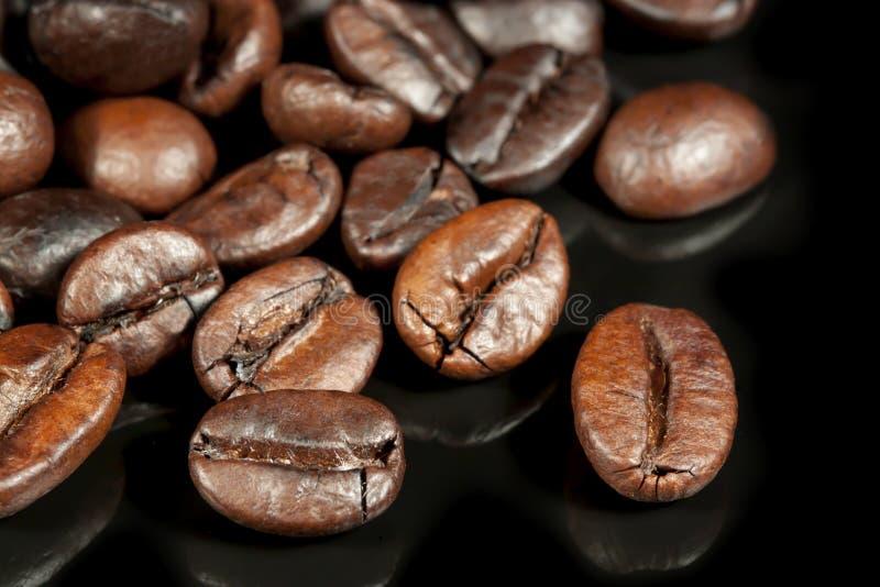 Granos de café 2 imagen de archivo