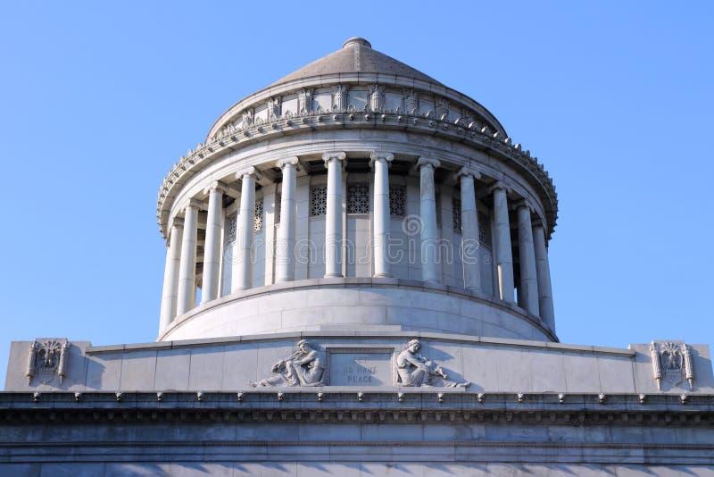 Grant Memorial, New York photo stock