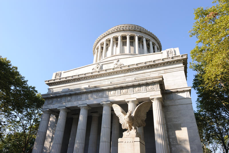 Grant S Tomb Royalty Free Stock Photography