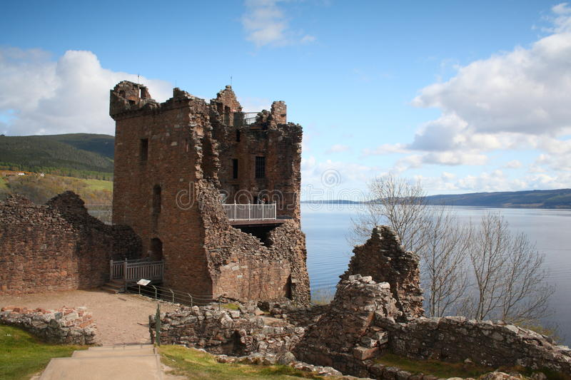 Download Grant Tower stock photo. Image of highland, castle, fort - 24929136