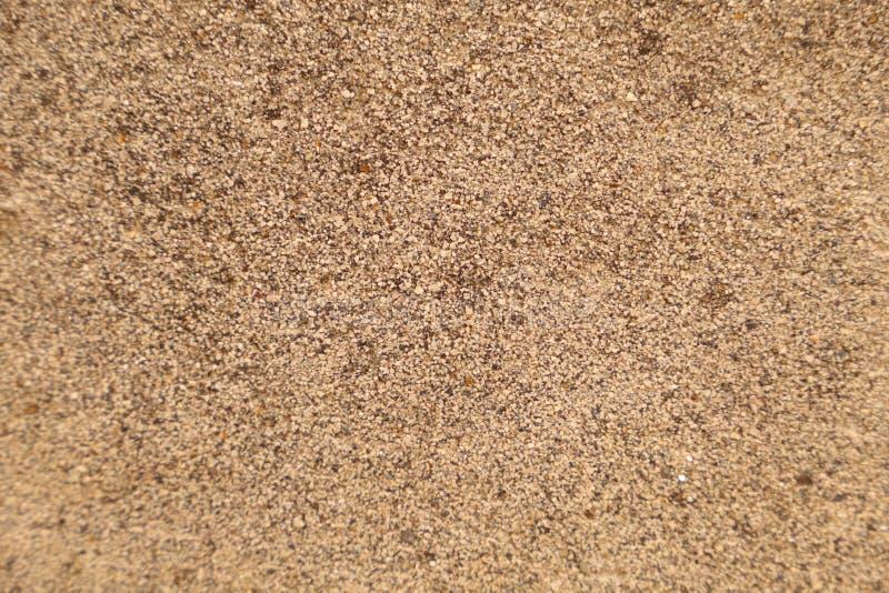 Granulacyjna piasek tekstura obrazy royalty free