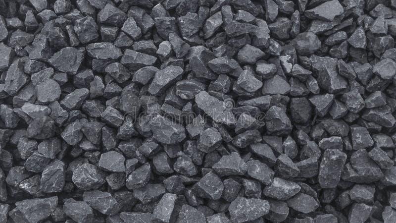 Granulado, pedra de construção, entulho foto de stock