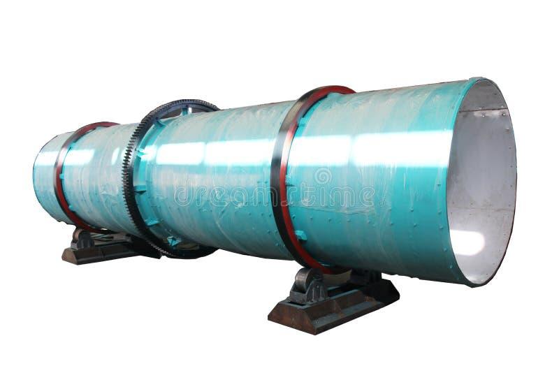 Granulatoire de tambour rotatoire photos libres de droits