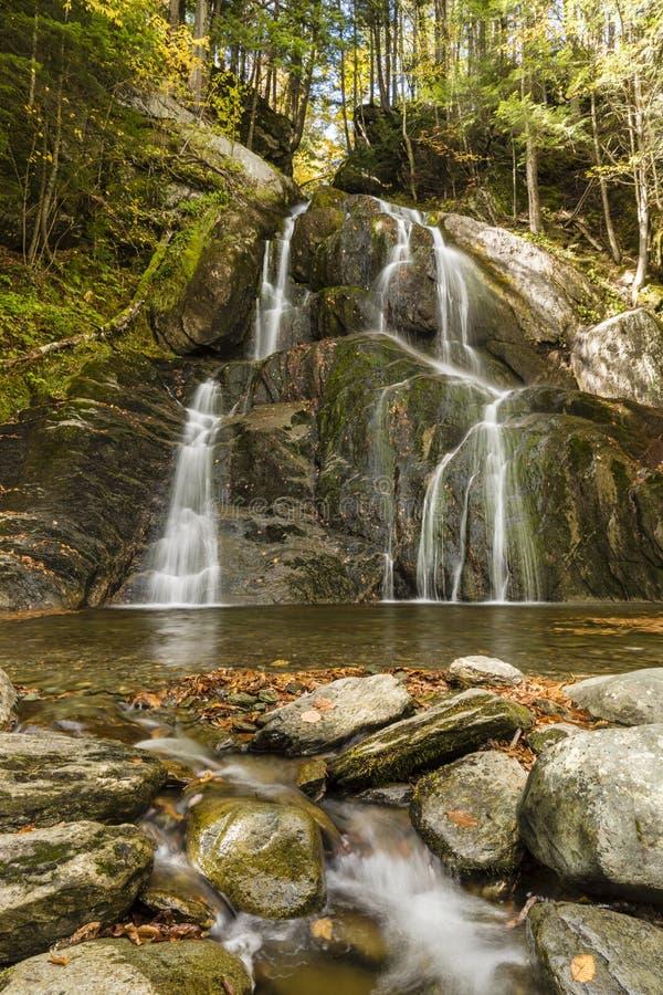 Granville Moss Glen Falls image libre de droits