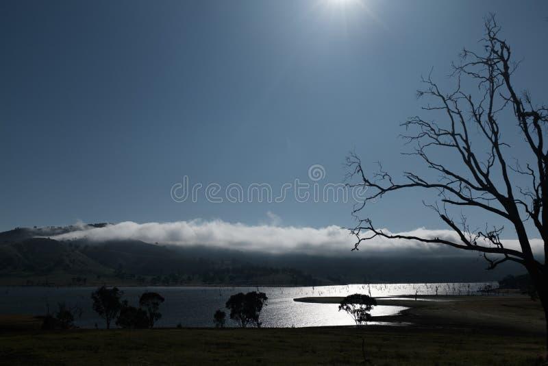 Granya jezioro zdjęcie royalty free