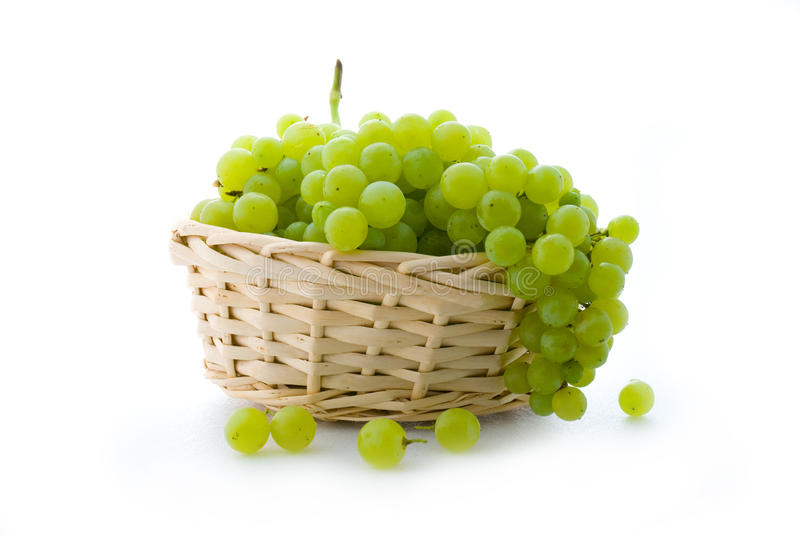 Download Grape in basket stock image. Image of bunch, berry, diet - 10645265