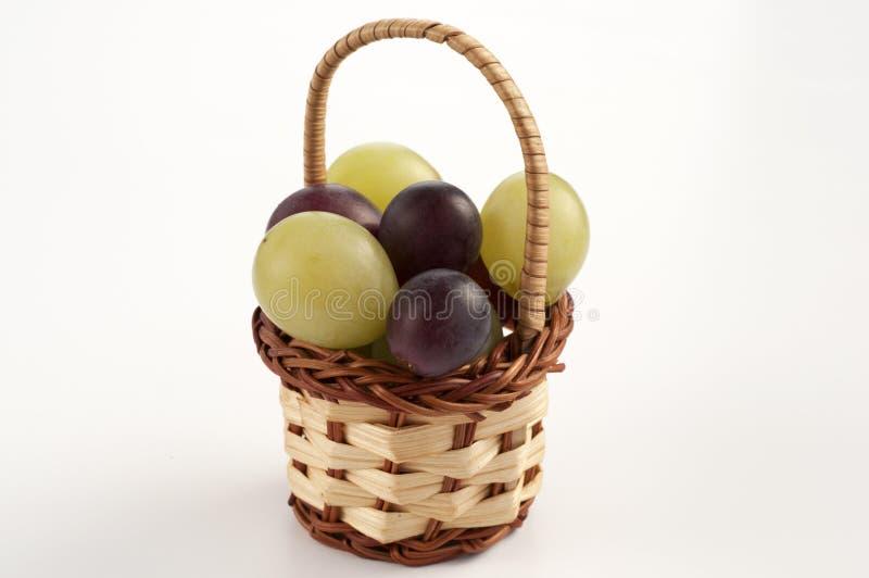 Download Grape Basket Stock Photo - Image: 16810750