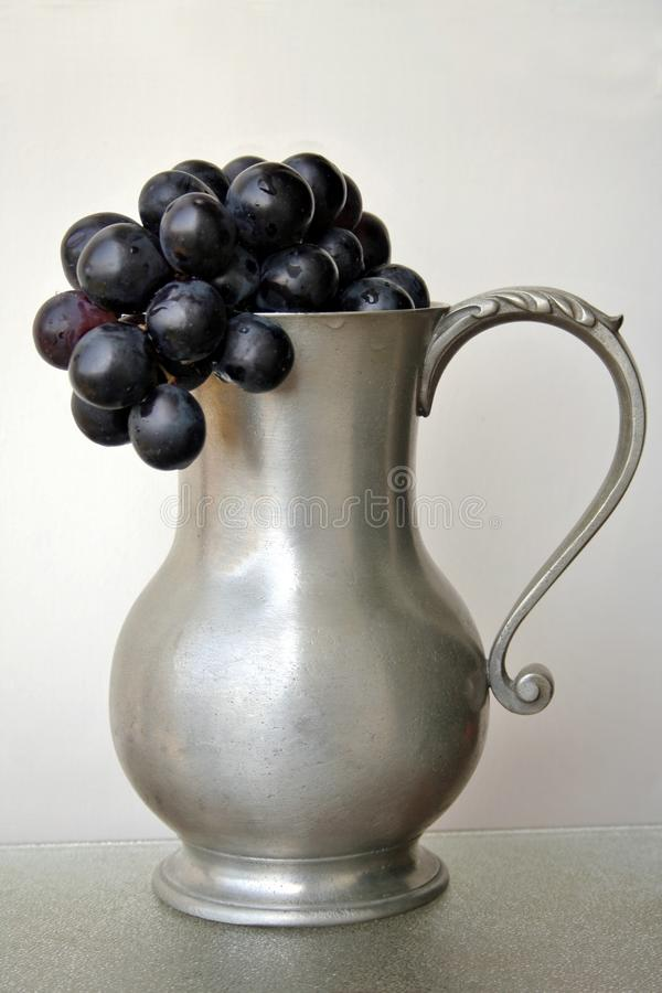 Grape Carafe Stock Photos