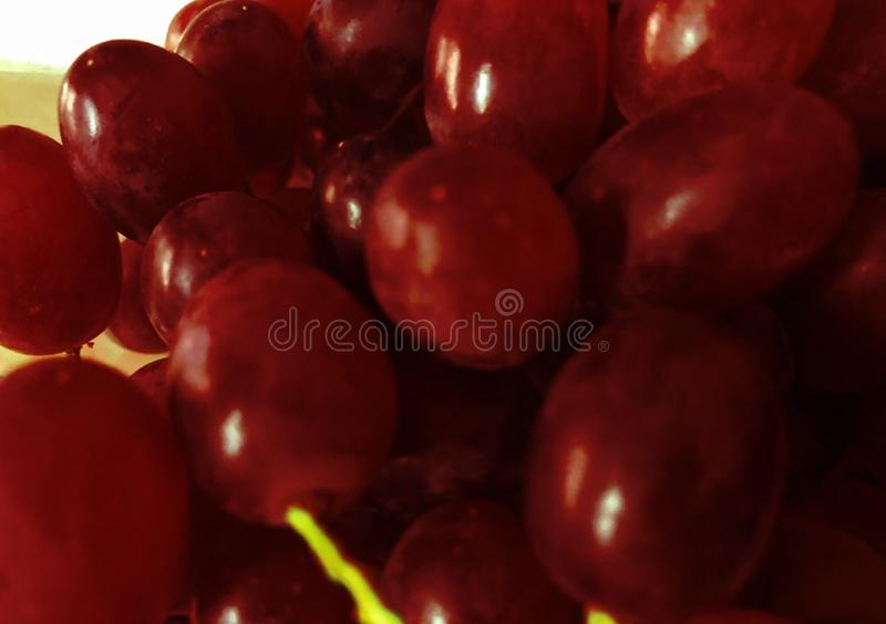 Grape fruit image for use as background. With design layouts with text and images royalty free stock images