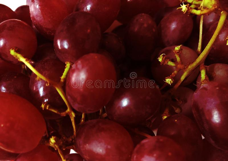 Grape fruit image for use as background. With design layouts with text and images stock photography