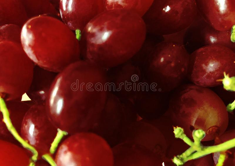 Grape fruit image for use as background. With design layouts with text and images stock photo