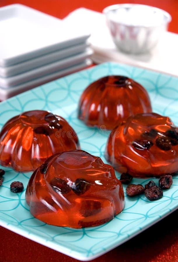 Grape jelly royalty free stock image