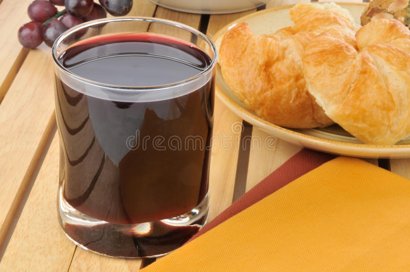 Download Grape juice stock photo. Image of breakfast, food, muffin - 22057890