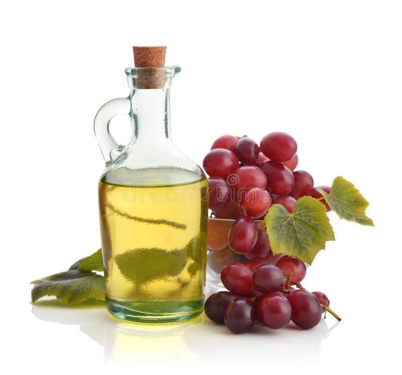 Free Grape Seed Oil Royalty Free Stock Photography - 44748207