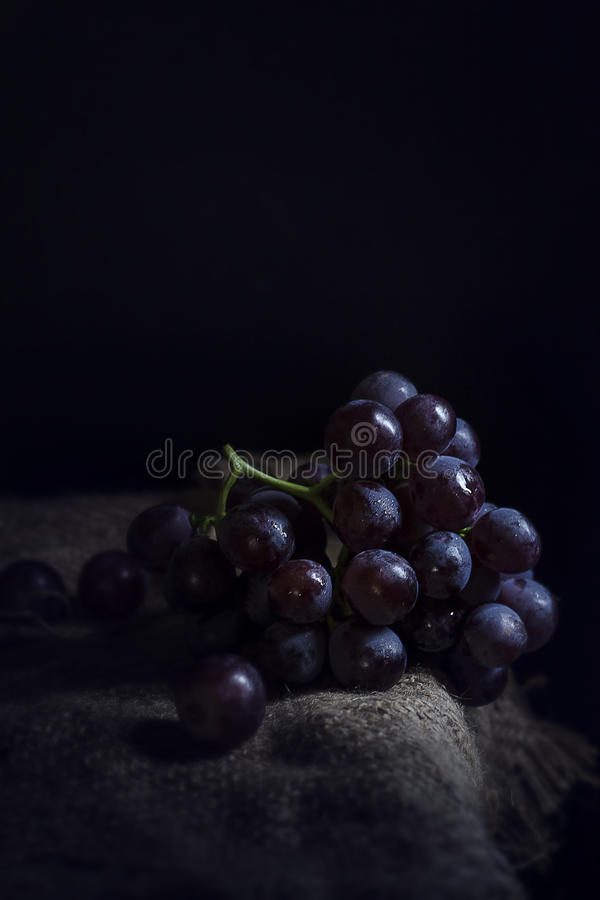 Grape.Thailand royalty free stock images