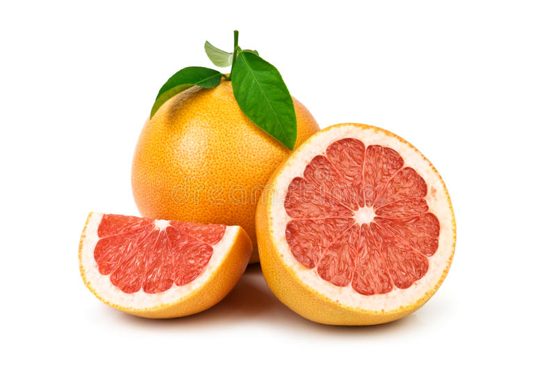 Download Grapefruit stock image. Image of pink, full, green, sweet - 17519009