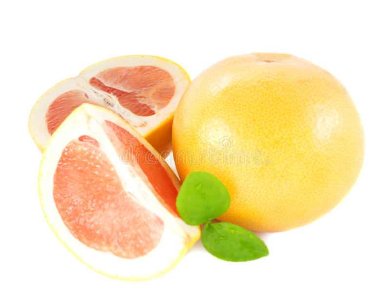 grapefruit zdjęcia stock
