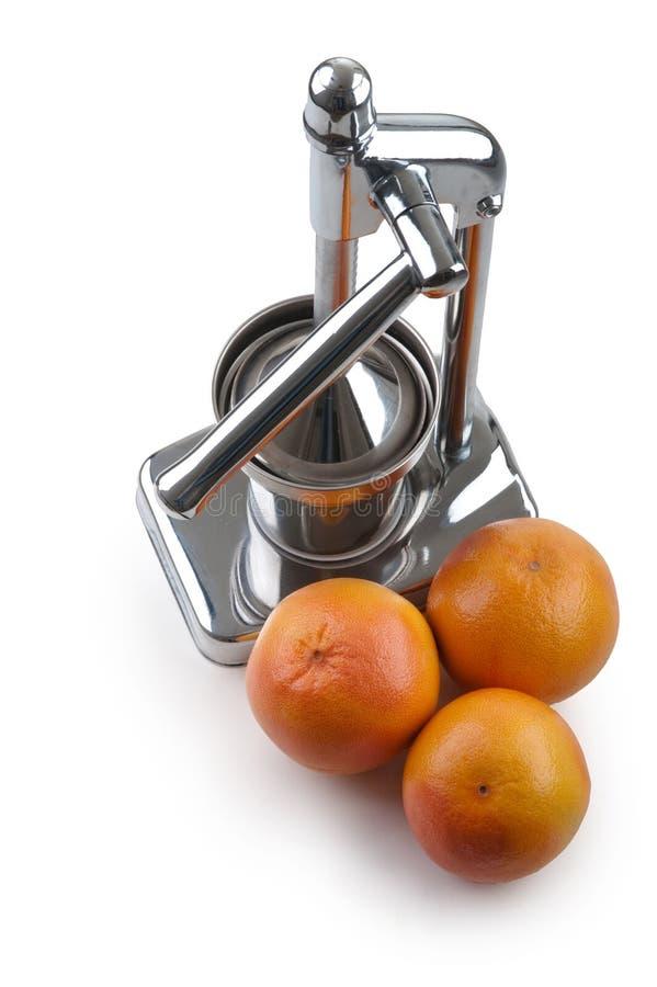 Free Grapefruit And Squeezer Stock Image - 12817301