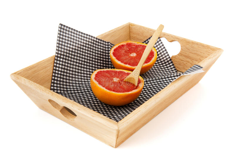 Grapefruit for diet stock photos