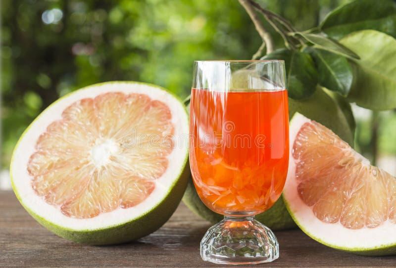 grapefruit juice stock photo