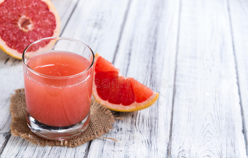 Grapefruit Juice royalty free stock image