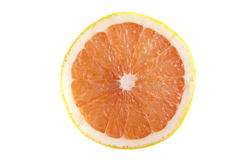Download Grapefruit Section stock image. Image of squeeze, nature - 12420039