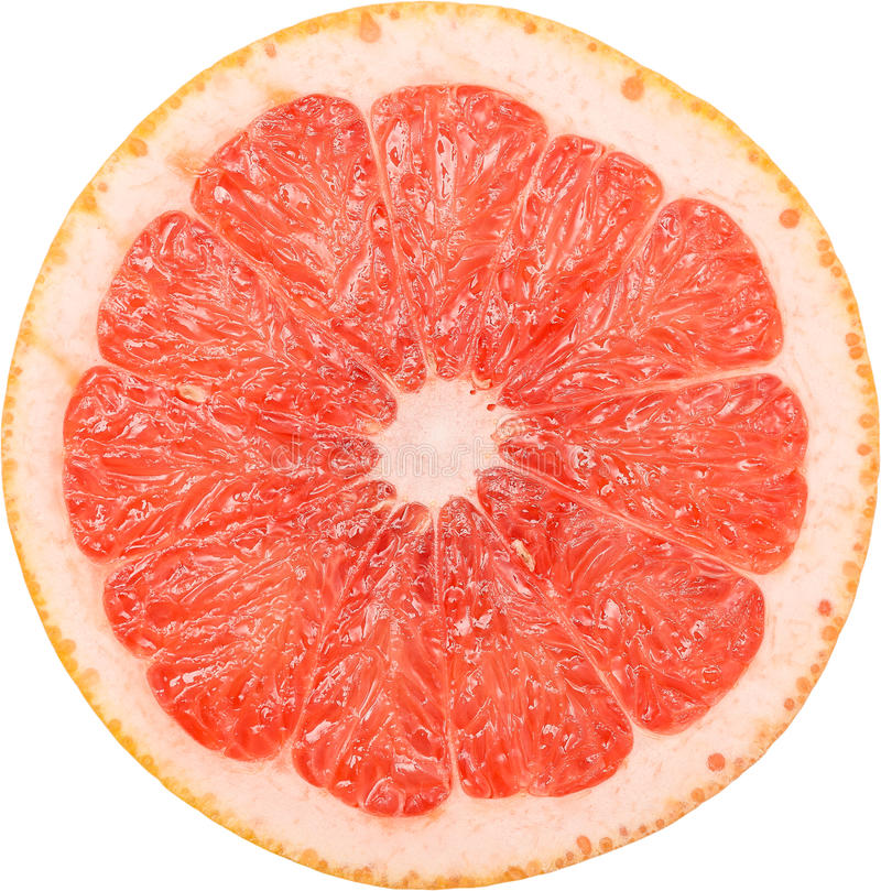 Download Grapefruit Slice stock photo. Image of close, detail - 27974270