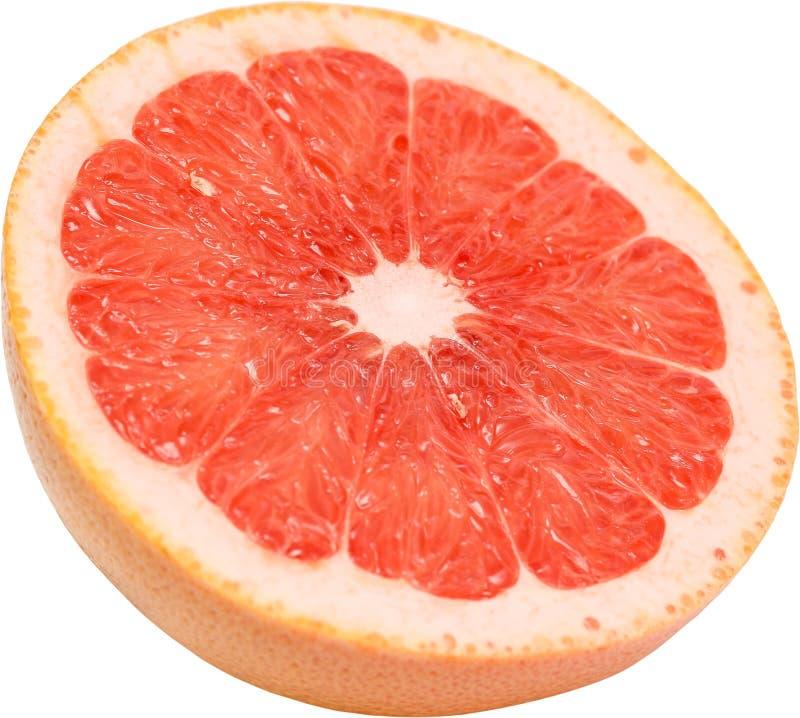 Grapefruit Slice royalty free stock image