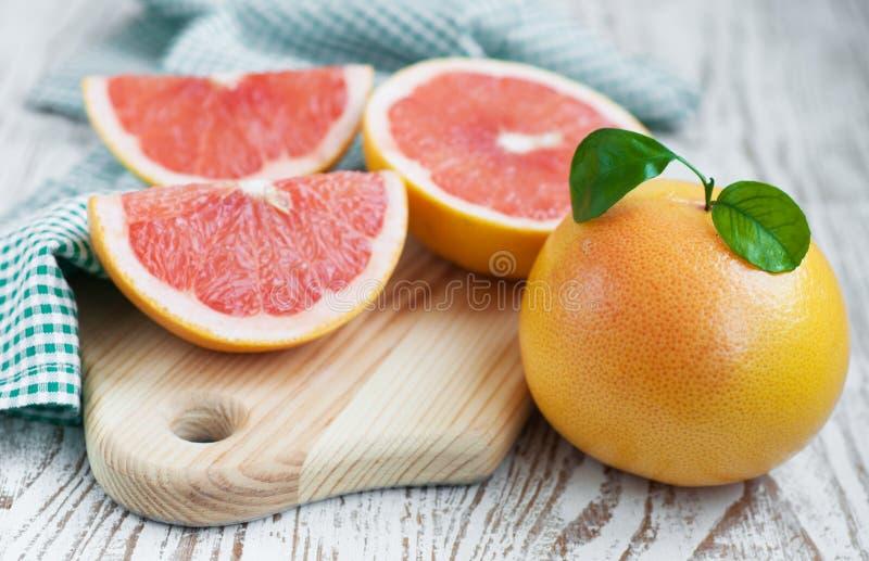 Grapefruitowy fotografia royalty free