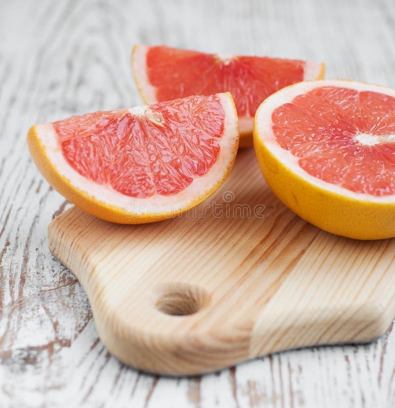 Grapefruitowy zdjęcia stock