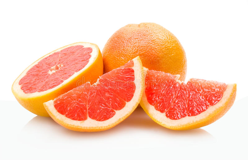 Download Grapefruits stock image. Image of juicy, food, half, natural - 14428917