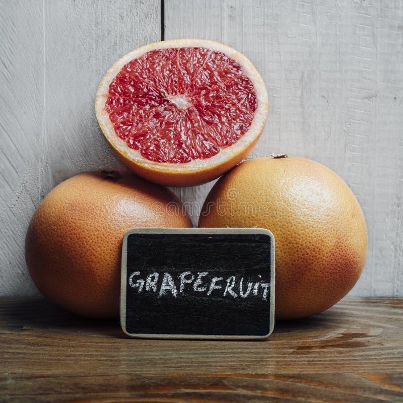 grapefruits foto de stock