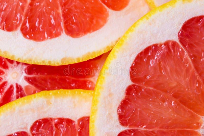 grapefruktbakgrunden royaltyfri foto