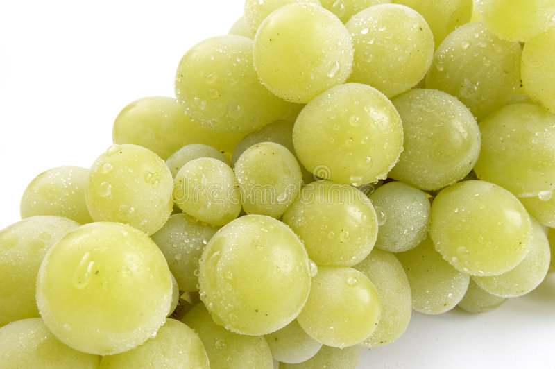 Grapes 12 stock images