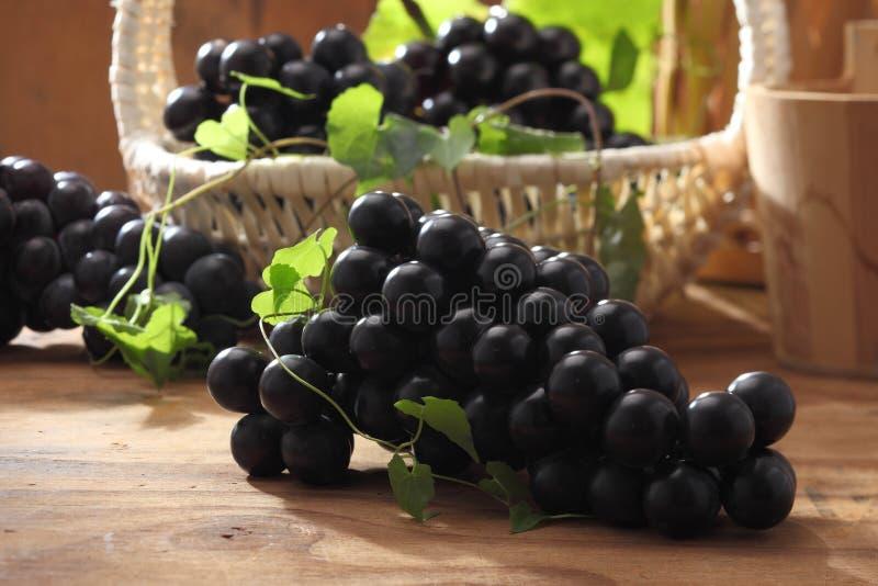 Download Grapes stock image. Image of basket, seedless, harvest - 16434803