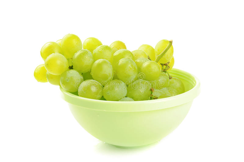 Download Grapes stock image. Image of background, bowl, ripe, botanical - 26630033