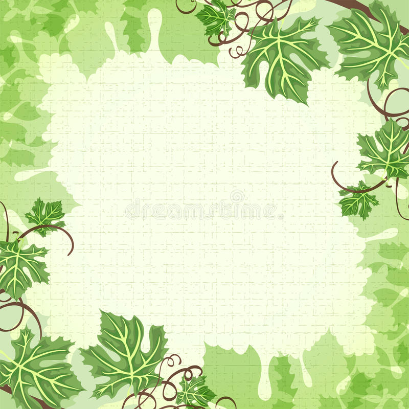 Free Grapes Background Royalty Free Stock Photos - 24758148